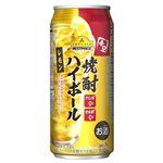 トップバリュベストプライス 焼酎ハイボール レモン 500ml