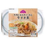 トップバリュ 牛すき煮 170g