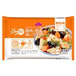 【ミールキット予約】 【冷凍】トップバリュ CooKit 鶏肉と野菜の塩こうじ炒め 約2人前 450g