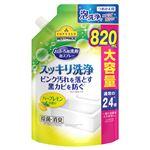 トップバリュベストプライス おふろの洗剤 泡スプレー レモンハーブの香り つめかえ大容量 820ml