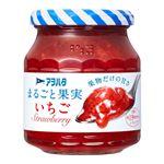 アヲハタ まるごと果実 いちご ジャム 255g