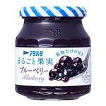 アヲハタ まるごと果実 ブルーベリー  250g