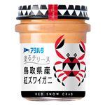 アヲハタ 塗るテリーヌ 鳥取県産紅ズワイガニ 73g