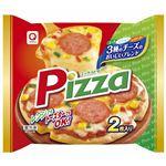 マルハニチロ ミックスピザ 200g