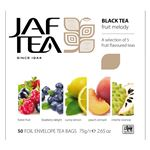 JAFTEA ブラックティ フルーツメロディ(アソート5種)75g
