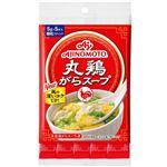 味の素 味の素 丸鶏がらスープ 5g×5袋入