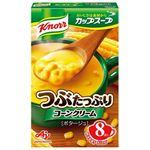 味の素 クノール カップスープ つぶたっぷりコーンクリーム 8袋入