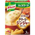 味の素 クノールカップスープ クリーミージンジャーポタージュ 51g