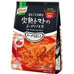味の素 クノール スープDELI 完熟トマトのスープパスタ 3食入