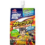 味の素 アミノバイタル ゼリー ガッツギア リンゴ味 250g