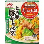 味の素 CookDoきょうの大皿 とろ卵豚キャベツ用 100g