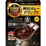 ヱスビー食品 神田カレーグランプリ 100時間カレーB&R 欧風ビーフカレー お店の中辛 180g