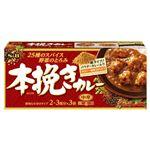 S&B 本挽きカレー 中辛(32.5g×3袋)97.5g