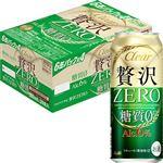 【ケース販売】アサヒビール クリアアサヒ 贅沢ゼロ 500ml×24