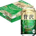 【ケース販売】アサヒビール クリアアサヒ 贅沢ゼロ 350ml×24