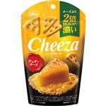江崎グリコ 生チーズのチーザ(チェダーチーズ)40g