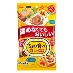 江崎グリコ ちょい食べカレー 中辛 120g