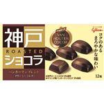 グリコ 神戸ローストショコラバンホーテンブレンドクリーミーミルク 53g