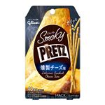 グリコ スモーキープリッツ燻製チーズ味 24g