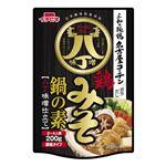 イチビキ 三和の純鶏名古屋コーチン 鶏みそ鍋の素 八丁味噌仕立て 200g