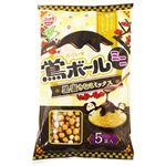 植垣米菓 鴬ボールミニ黒蜜きなこミックス 91g