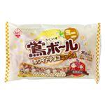 植垣米菓 鶯ボールミニホワイトチョコミックス 76g(5袋入)