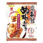 岩塚製菓 新潟ぬれおかき 生しょうゆ仕立て 152g