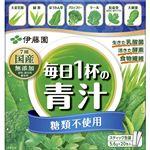 伊藤園 毎日1杯の青汁糖類不使用タイプ 5.6g×20包