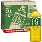 【ケース販売】伊藤園 おーいお茶濃い茶 2000ml×6