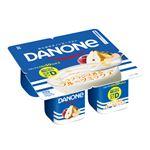 【3月2日の配送】 ダノン ダノンヨーグルト ラフランス香るフルーツミックス 75g×4
