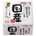 タカノフーズ おかめ納豆 国産丸大豆納豆 40g×3
