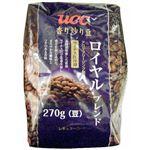 UCC 香り炒り豆ロイヤルブレンド 270g(豆)