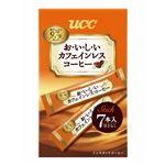 UCC上島珈琲 職人の珈琲 おいしいカフェインレス 7袋入