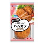 伊藤ハム まるでお肉 大豆ミートのハムカツ 180g