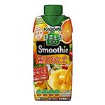 カゴメ 野菜生活100  Smoothie ビタミンスムージー 黄桃%バレンシアオレンジMix 330ml