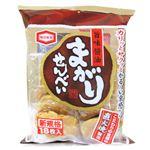 亀田製菓 まがりせんべい 18枚入
