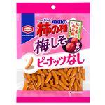 亀田製菓 亀田の柿の種梅しそ100% 105g