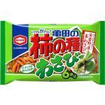 亀田製菓 亀田の柿の種 わさび 6袋詰 182g