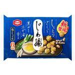 亀田製菓 じわ揚塩こしょう味 120g