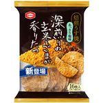 亀田製菓 焙煎うす焼 あっさり塩味 16枚入