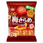 亀田製菓 亀田の柿の種濃厚梅ざらめ味 135g
