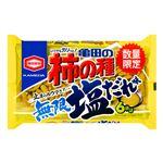 亀田製菓 亀田の柿の種無限塩だれ味 6袋詰 182g