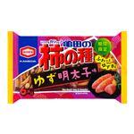 亀田製菓 柿の種ゆず明太子味 182g