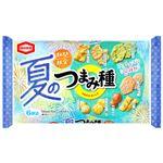 【お買得】亀田製菓夏のつまみ種 115g 【5/16日 配送分まで】