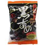 春日井製菓 黒あめ 150g