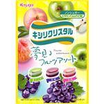 春日井製菓 キシリクリスタルフルーツアソートのど飴 67g