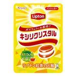 春日井製菓 キシリクリスタル リプトン紅茶のど飴 58g