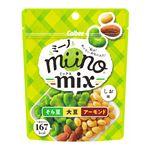 カルビー miinoMIXそら豆・大豆・アーモンドしお味 29g