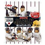カルビー 侍JAPANチップスうすしお味 22g