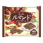 【8/24(土)配送】ブルボン ミニルマンドマロンクリーム 140g